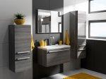 Organisierung von Ihren Badezimmer mit modernen Badezimmerschrank