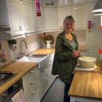 Worüber sollen wir denken um richtig unsere Küche zu verwalten?  Fototapete Küche als eine von den attraktivsten Optionen